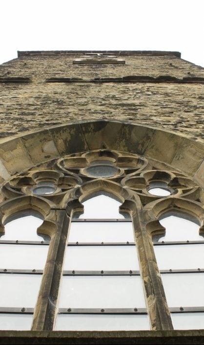 St. Viktor Kirche von außen in Schwerte Virtueller Rundgang