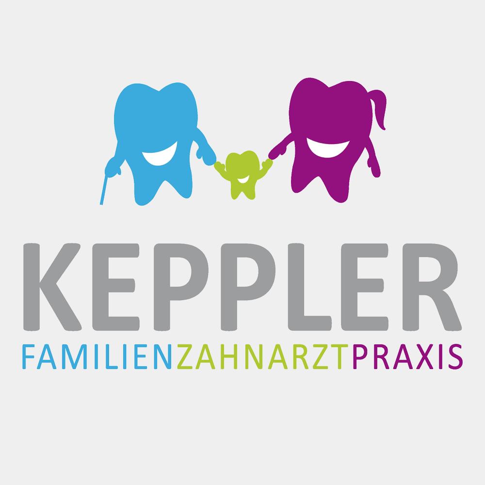 Logo Keppler Familienzahnarztpraxis