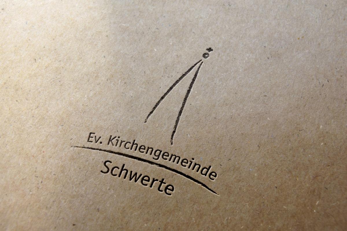 Logo und Corporate Design der Evangelischen Kirchengemeinde Schwerte