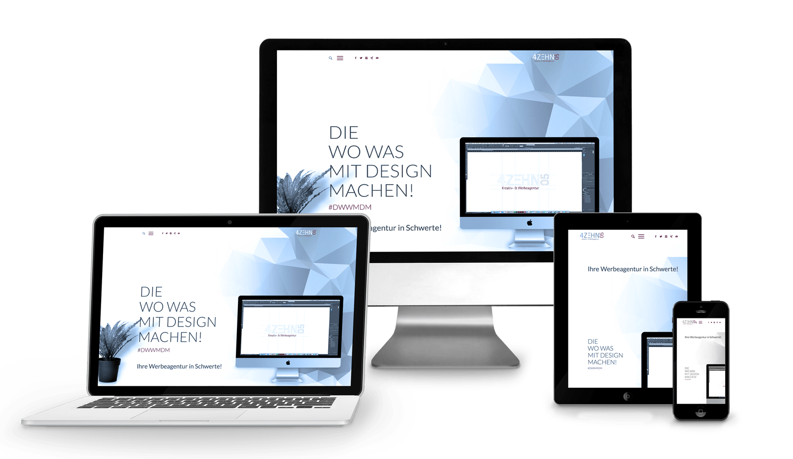 Responsive Webdesign Werbeagentur Vierzehn05